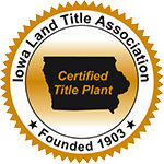 Certified Title Plant