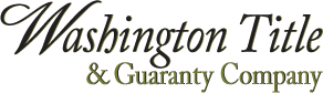 Washington Title & Guaranty Company logo